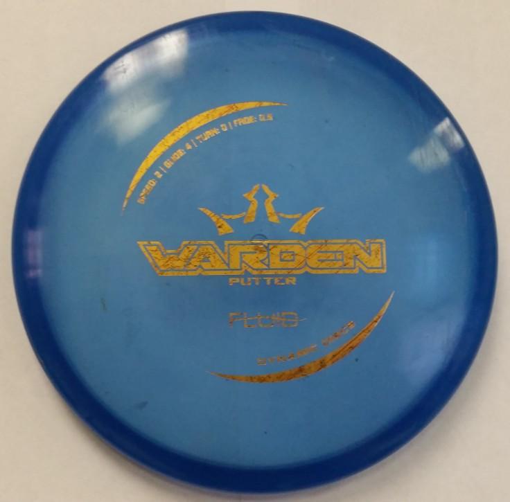 176g Dynamic Discs Fluid Warden