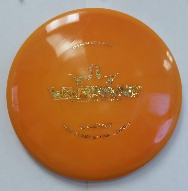 178g Dynamic Discs Lucid Warrant